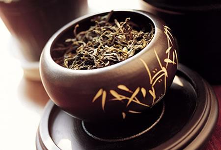 保健常识之普洱茶的功效与作用