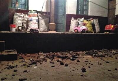 普洱市景谷县发生6.6级地震