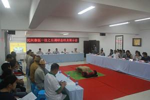 版纳:民间傣医一技之长调研总结及展示会举行
