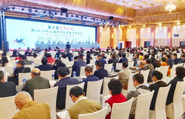 500余名中医同仁齐聚玉溪,聚力打造滇南医学学术品牌