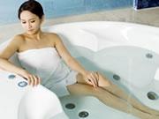 健康洗澡方法 注意饱食或空腹不宜入浴