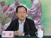 郑进会长做《兰茂医学与云南中医学》专题学术报告