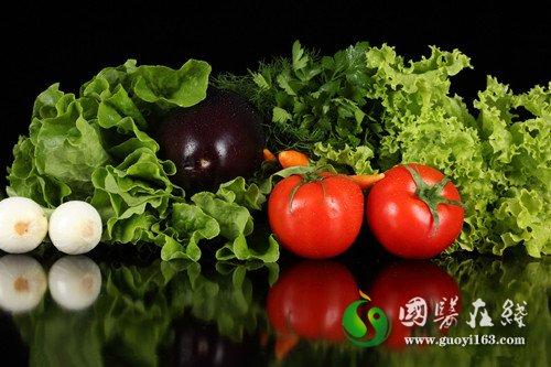 五大食物巧搭配有助老人预防高血压