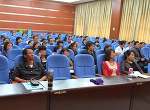陆良县中医院召开H7N9禽流感防控技术培训会
