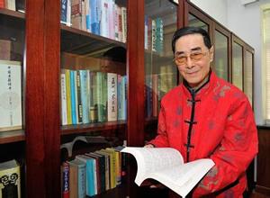 国医大师陆广莘:传承是中医发展的重中之重