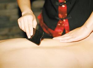 刮痧治疗的5种常见疾病