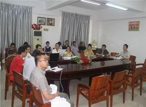 西双版纳州傣医医院召开重点专科建设专题会议
