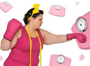 减肥也要有诀窍,按按这,按按那!