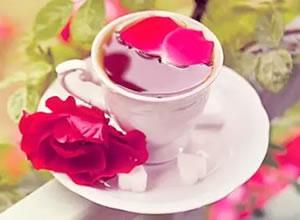 适合女性的玫瑰花养生茶,喝了它痛经、色斑不来扰!