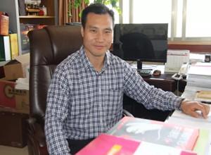 薏美人创始人、云南普瑞集团董事长王志光先生荣获曲靖市科技创新功勋奖