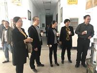 云南省卫生计生委副主任张宽寿调研凤庆县中医医院