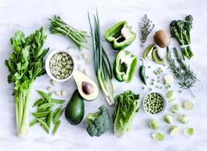 春回大地,绿色食物带您感受春天的气息