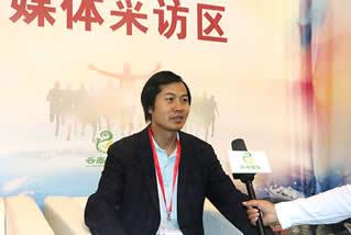 云南中医记者采访云南新世纪药业有限公司董事长刘振义