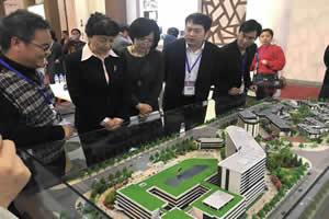 文山州中医医院亮相健康旅游馆 推动医养结合项目