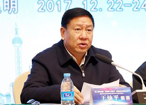 王灿平:不忘初心,牢记使命,传承发展好中医药事业