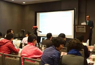 刘琼出席北美中医药高峰论坛,再次呼吁为实现世界中医梦而奋斗