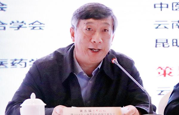 刘强:强化学术研究,以科技创新驱动中医药事业发展