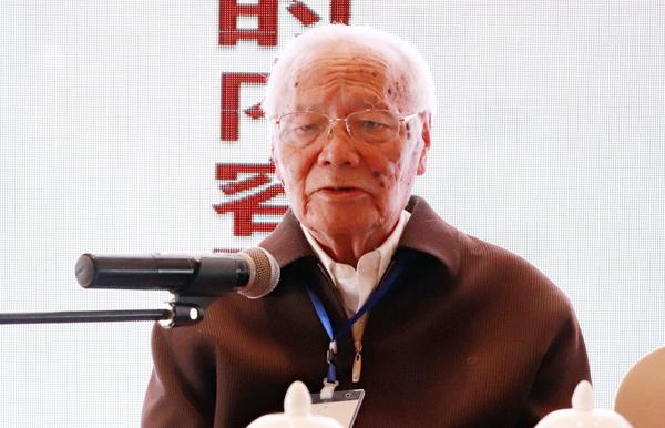 国医大师张震:学中医一定要做一名真中医