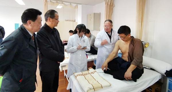 云南省中医药界四大学会春节前夕看望慰问专家